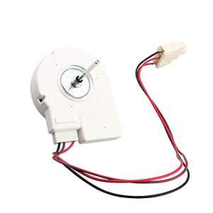 BCD-330WTV 12V 4W Freezing Fan Motor ZWF-02-4 Replacement for Midea Refrigerator 50240401000q