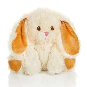 Warm Pals Microwavable Lavender Scented Plush Toy Stuffed Animal - Bashful Bunny Rabbit