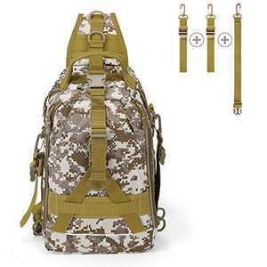 GZTLJ Fishing Tackle Storage Bag Outdoor Shoulder Backpack Fishing Backpack Hunting Backpack (Camouflage)