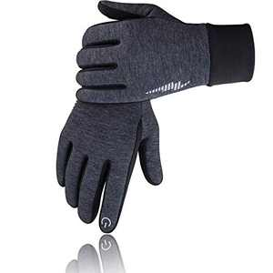 SIMARI Winter Gloves Men Women Touch Screen Glove Cold Weather Warm Gloves Freezer Work Gloves Suit for Running Driving Cycling Working Hiking 102