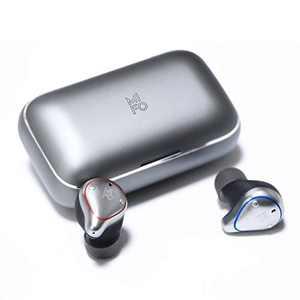 MIFO O5 True Wireless Earbuds Bluetooth 5.0 Sport Earbuds with 2600mAH Charging Case IP67 Hi-Fi TWS Stereo Wireless in Ear Earphones Waterproof Wireless Headphones for Running, Built-in Mic