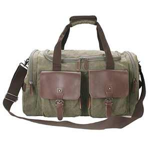 Duffle Bag -Duffel Bags For Men Duffel Bags For Women Travel Duffel Bag Large Duffel Bag Leather & Canvas Duffel Bags .Travel Duffel Bag.Duffle Bags For Men & Women