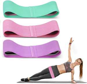 Resistance Bands Set for Men and Women, CAMTOA Premium Exercise (3Pack) Different Resistance Levels Loops Band for Home,Gym/Yoga/Pilates/Fitness
