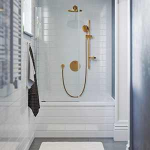 """Swiss Madison Well Made Forever SM-DB562 Voltaire 48 x 32 in. Acrylic Right-Hand Drain Drop-in Bathtub, 48"""" x 32"""", White"""