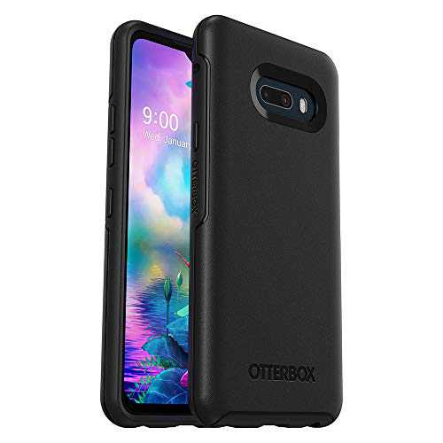 OtterBox Symmetry Series Case for LG G8X ThinQ - Black
