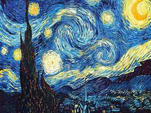 Van Gogh 5D Diamond Painting Kits for Adults Full Drill DIY Starry Night Diamond Art Rhinestone Embroidery Cross Stitch Arts Crafts for Home Wall Decor Living Room Gifts 12X16in