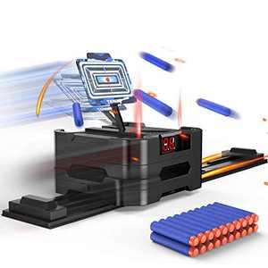 MASCARRY Ling Yun Zhi Electric Scoring Auto Reset Shooting Digital Target for Nerf Guns Blaster Elite/Mega/Rival Series