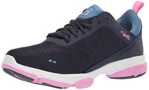 Ryka Women's Devotion XT 2 Training Shoe, Navy, 7.5