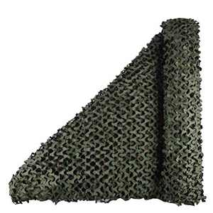Tongcamo 210D Camo Netting Fire Retardant Camouflage Net Hunting Blinds for Hunting Military Shooting Sunshade Decoration