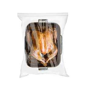 HABIT OVERSIZED ZIPLOCK BAGS XXL STORAGE JUMBO Zip Lock Bags for Clothes Large Resealable Plastic Bags Freezer Grade Zipper 2 Mil Poly Clear Ziplock Bags FOOD STORAGE BAGS 18x24 15Pac 5GL REUSABLE ECO