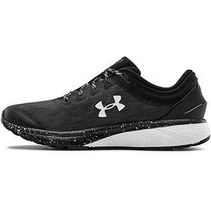 Under Armour Men's Charged Escape 3 Evo Running Shoe, Black, 14 M US