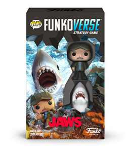 Funkoverse: Jaws 100 2-Pack Board Game