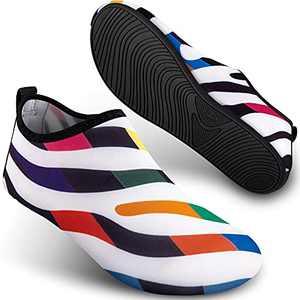 Water Shoes Swim Sand Beach Unisex Sports Barefoot Slip-on Driving Outdoor Indoor Activities SEEKWAY SB001 851