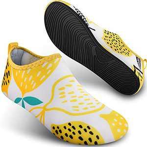 Water Shoes for Women Men Aqua Socks Summer Fishing Walking Surf Pool Anti Slip SEEKWAY SB001 859