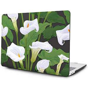 OneGET MacBook Air 13 Inch Case Hard Shell Laptop Case MacBook Air 13 inch Release 2010-2017 A1369 A1466 with Retina Display Computer Case Fashion MacBook Air 13 Case Flowers (F9)