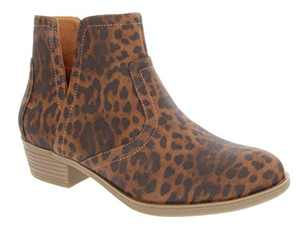 Sugar Booties for Women Treat Womens Ankle Boot Leopard 6