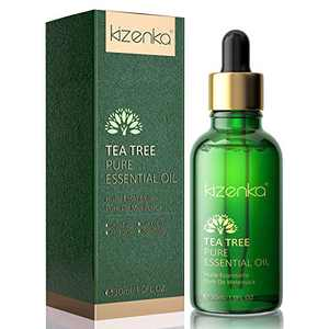 Tea Tree Oil for Skin, Tea Tree Essential Oil for Face with Natural Ingredients for Acne, Spot and Skin Fits for Women & Men Skin Care - 30ML