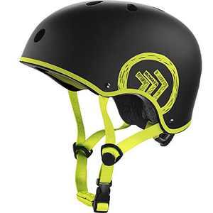 MONATA Skateboard Bike Helmet, Skate Scooter Helmet for Youth Adults Kids, Multisport Roller Skating Skateboarding Cycling Scooter Longboarding Rollerblading