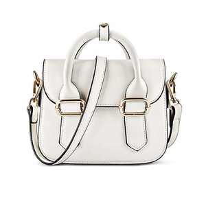 Classic Small Satchel Bag for Women School Crossbody Messenger Bag Work Purse Handbag for Ladies Girls (beige)
