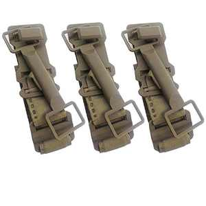 3 Pack Outdoor Portable First Aid Tourniquet Medical Military Tactical Emergency Tourniquet Strap Used for Emergency Hemostasis in Military and Other Injuries (ArmyGreen)