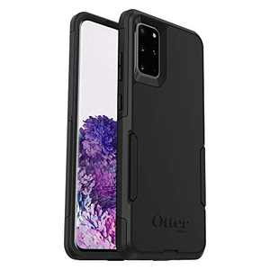 OtterBox Commuter Series Case for Galaxy S20+/Galaxy S20+ 5G (Only - Not compatible with any other Galaxy S20 models) - Black