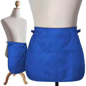 """SupplyMaid Professional Cleaning Apron, Used by 1000s of House Cleaners, Hotels, Casinos and more. """"Like a Cleaning Caddy Around Your Waist"""" - Speeds Up Cleaning, Saves Time & Money"""