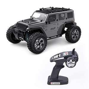 Jeep Rc Cars Off Road 4wd - Roterdon Rc Truck 1/14 Remote Control Car Cross-Country Monster Crawler Kids 35KM/H High Speed 2.4GHz Racing Vehicle Radio Control Toys for Boys Kids