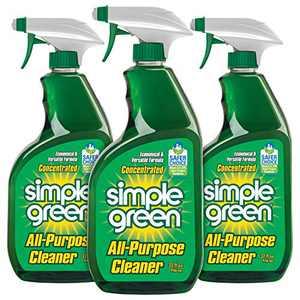 Simple Green AllPurpose Cleaner, 32 Fl Oz (Pack of 3), Original, 96 Fl Oz
