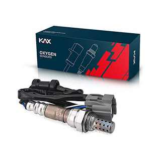 KAX Oxygen Sensor 250-24343 fit for Accord Civic Odyssey TL CL O2 Sensor Replacement