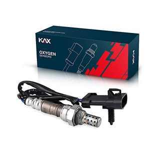 KAX Oxygen Sensor 250-24012 fit for Silverado 1500 Tahoe K1500 S10 Sierra 1500 C1500 Suburban 1500 Avalanche 1500 O2 Sensor Replacement