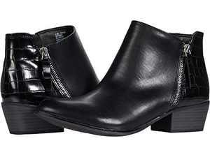 Esprit womens Tonya Ankle Boot, Black Pu, 9 US