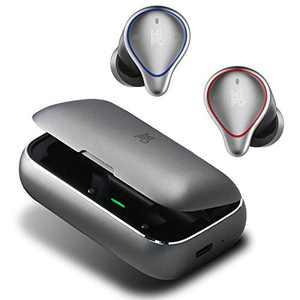 Mifo O5 Plus Gen 2 Wireless Earbuds,100 Hours Playback in-Ear Headphones,Bluetooth 5.0 Wireless Earphones,IPX7 Waterproof Sports Earbuds,Deep Bass Stereo Sound,Transparency Mode Earpods