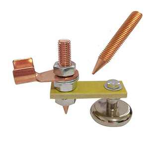 Zoreni Welding Magnet Head - Copper Tail Welding Stability - Strong Magnetism Large Suction.