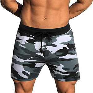 COOFANDY Men's Workout Training Shorts