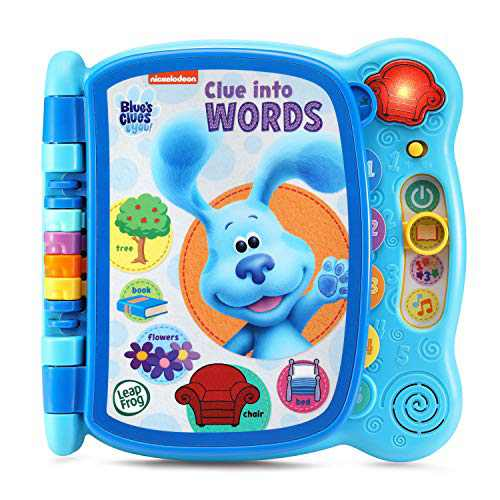 LeapFrog Blue's Clues and You! Clue Into Words