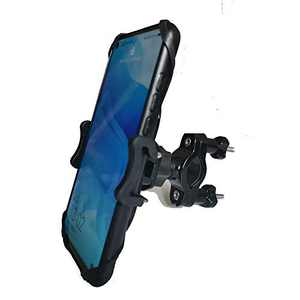 """Bike Phone Mount Holder , Also for Bicycle, 360 Degree Rotation, Compatible with iPhone 12, 11,X 