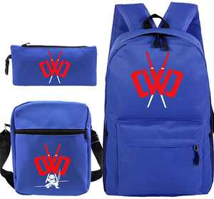 CWC Chad Wild Clay Bag Backpack School Bag Shoulder Bags Pencil Case