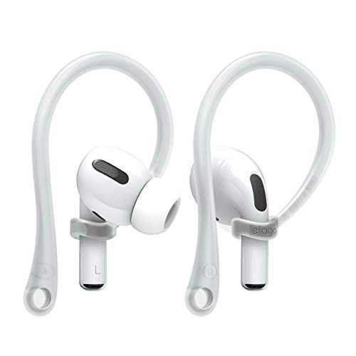 elago AirPods Pro Ear Hooks Designed for Apple AirPods Pro and AirPods 1 & 2 (Nightglow Blue) [US Patent Registered]