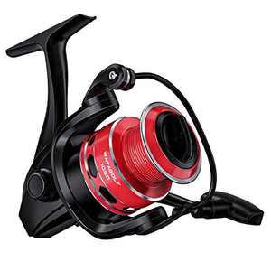 WataChamp Spinning Fishing Reels, WataGolf Fishing Reel 1000 2000 3000 5.4:1 Gear Ratio Ultra Smooth Powerful, Beginner's Best Choice