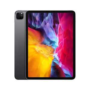 2020 Apple iPad Pro (11-inch, Wi-Fi, 512GB) - Space Gray (2nd Generation)