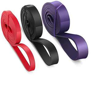 SS SUNCHIRI Pull Up Bands, Resistance Bands Set-Exercise Heavy Duty Assistance Fitness Band for Fitness Training/Physical Gym/Home Workouts