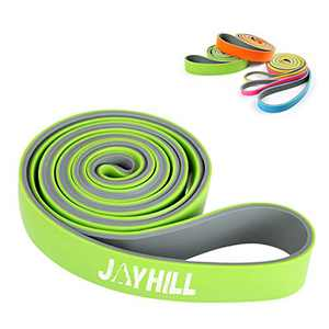 Pull Up Assistance Band 5 Levels - Resistance Band Best for Stretch, Mobility Training, Home Workout, Crossfit Exercises & Powerlifting (X-Heavy(75-100Lb))