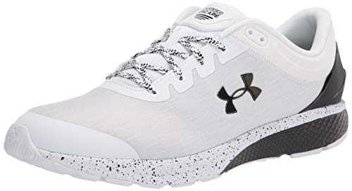 Under Armour Men's Charged Escape 3 Evo, White (108)/White, 9 M US