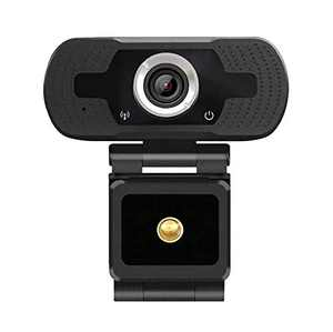 Webcam 1080P, USB Webcam with Microphone, Pro Steaming HD 4K Web Cam for Computer PC Laptop Video Conference Gmaes