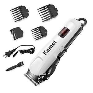 F.lashes Cordless Hair Clipper Hair Cutting Kit Rechargeable Low-Noise Household Hair Trimmer for Men