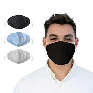 DDY Washable Pure Cotton Face Breathable Adjustable Elastic for Anti-dust,Anti-fog,Windproof Fits Men Women(3pcs,3 colors)