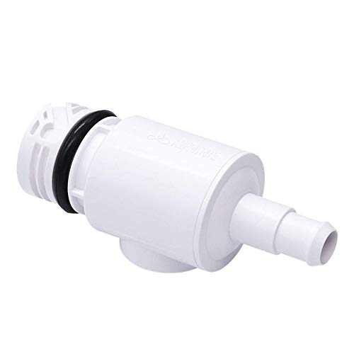 Romalon Universal Wall Fitting Disconnect D29 Assembly Fits Polaris UWF Quick Disconnect for 180/280/380, UWF PVD29