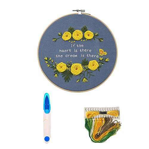 UBEART Embroidery Kits