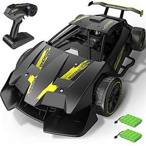 Dodoeleph 1/14 RC Drift Cars 20KM/H RC Cars for Boys age 8-12 RC Car Toy Remote Control Car Drift RC Cars Models Cars Hobby Gift for Boys and Girls Teens Black