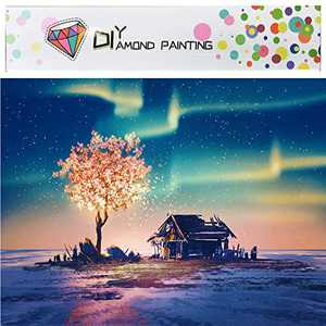 Diamond Painting Kits for Adults Full Drill Paint with Diamonds 5D Gem Painting Kit Paint by Diamonds Dots Kits for Home Wall Decor Gift